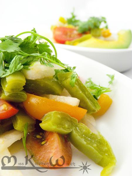 Ensalada de Nopales – Cactus Salad