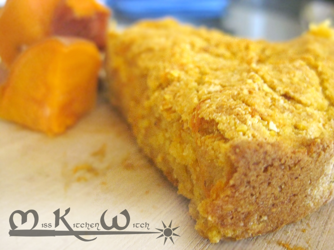 Gluten-Free Vegan Sweet Potato Cornbread