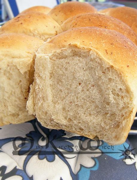 Vegan Hawaiian Sweet Bread