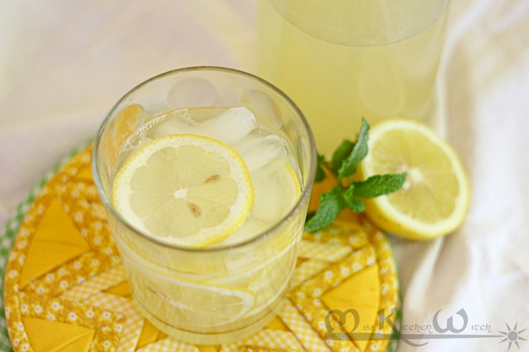 Simple, Yet Classic Lemonade