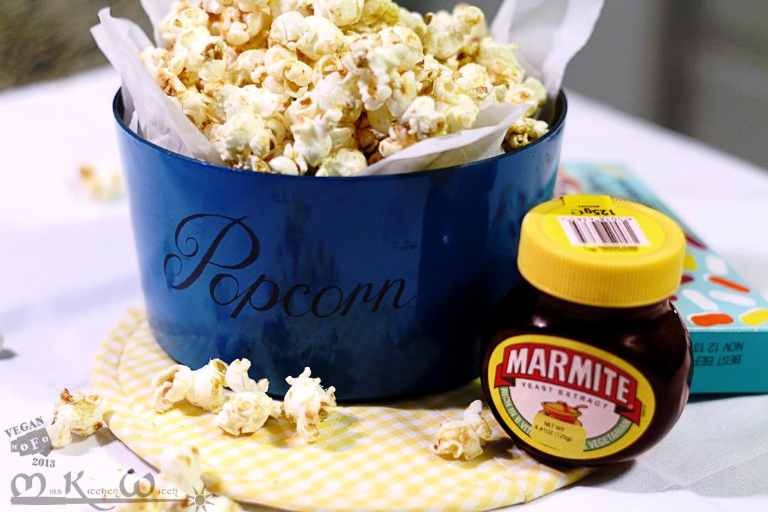 Extra Bite Marmite Popcorn