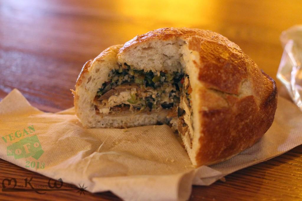 Vegan French Quarter Muffuletta Sandwich | The Miss Kitchen Witch ...