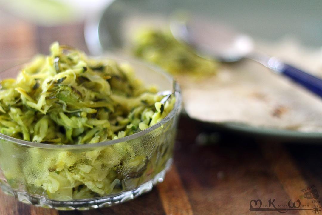 Luscious Vegan Zucchini Butter