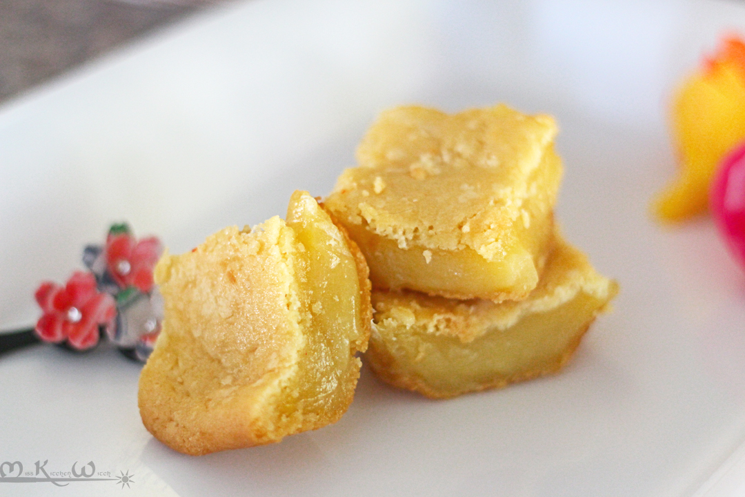 Vegan Butter Mochi Cake