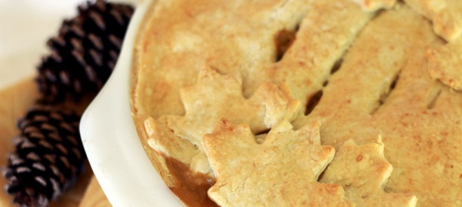 Vegan Pumpkin Cheddar Stout Pie – Video – Dark Kitchens