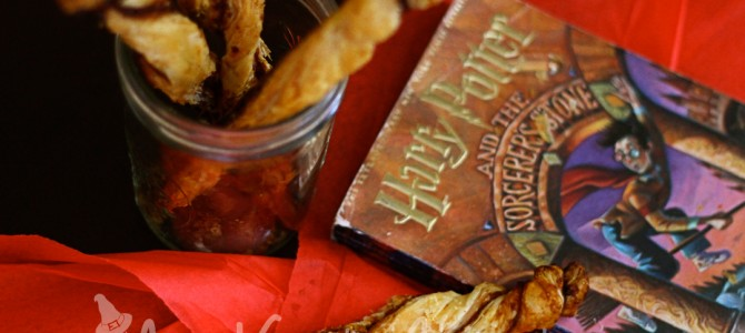 Harry Potter Savory Cheese Wands