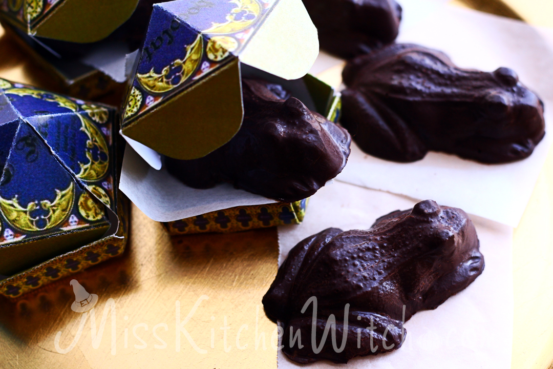 What Company Makes Chocolate Frogs