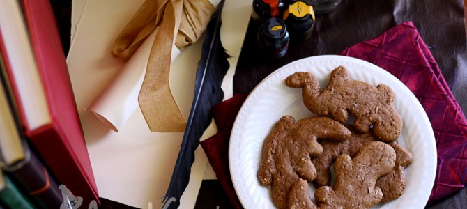 Professor McGonagall's Ginger Newt Biscuits