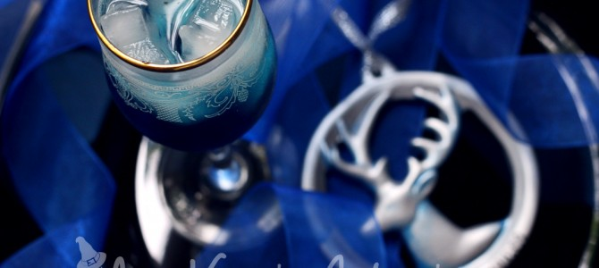 Patronus Charm Cocktail