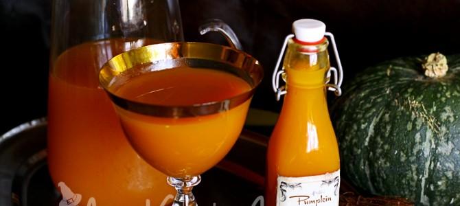 Hogwarts Pumpkin Juice