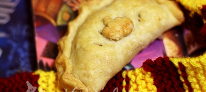 Hogwarts Express Sweet and Savory Pumpkin Pasties