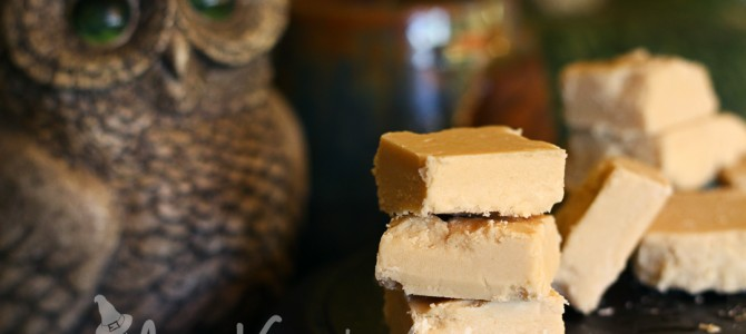 Hagrid's Homemade Treacle Fudge